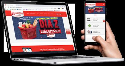 Compre Online no Zamprogna